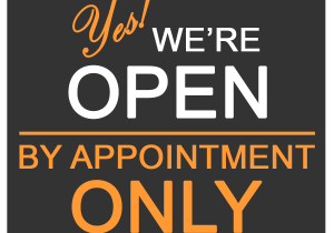Open_by_appointment_only_sign